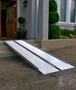 EZ Access Ramp - Decks and Ramps