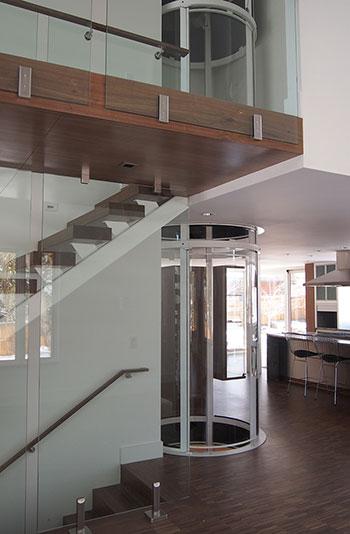 Residential Elevator Santa Rosa Vacuum